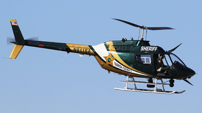 N911BA - Bell OH-58A Kiowa - United States - Marion County Sheriff