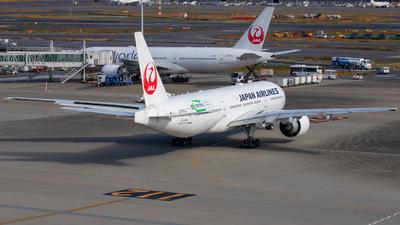 JA705J - Boeing 777-246(ER) - Japan Airlines (JAL)