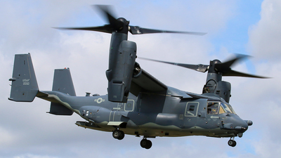 10-0050 - Boeing CV-22B Osprey - United States - US Air Force (USAF)