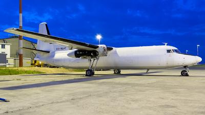 I-MLHT - Fokker F27-500F Friendship - Miniliner
