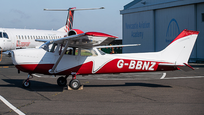 G-BBNZ - Reims-Cessna F172M Skyhawk - Private