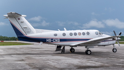 A picture of HSCNS - Beech B200 Super King Air - [BB1923] - © Tanarat