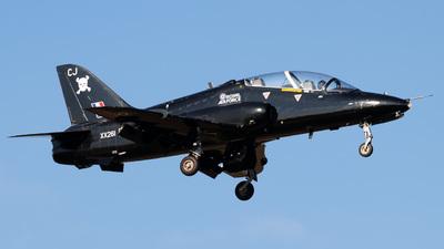 XX261 - British Aerospace Hawk T.1A - United Kingdom - Royal Air Force (RAF)