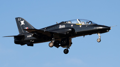 A picture of XX261 - BAe Systems Hawk T1A -  - © Newcastle Spotter