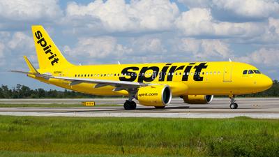 N938NK - Airbus A320-271N - Spirit Airlines