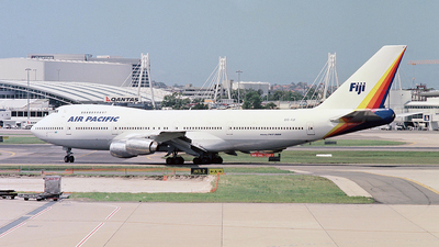DQ-FJI - Boeing 747-238B - Air Pacific