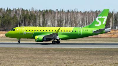 A picture of VQBYG - Embraer E170STD - S7 Airlines - © David_Vlasov