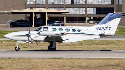 N421KT - Cessna 421B Golden Eagle - Private