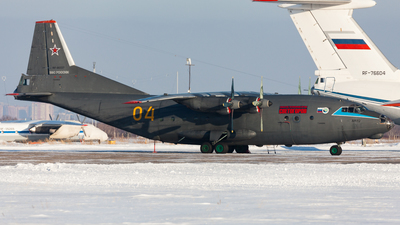 RF-90337 - Antonov An-12BK - Russia - Air Force