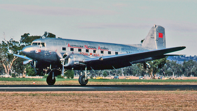 VH-ABR - Douglas DC-3 - Australian National Airways (ANA)