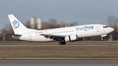 A picture of 9HNOA - Boeing 73733A - Bluebird Airways - © Loredana Cioclei