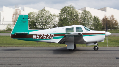 N5752Q - Mooney M20C - Private