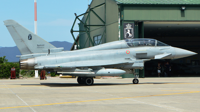 MM55095 - Eurofighter Typhoon EF2000(T) - Italy - Air Force
