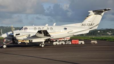 N873AF - Beechcraft B200 Super King Air - Sun Air