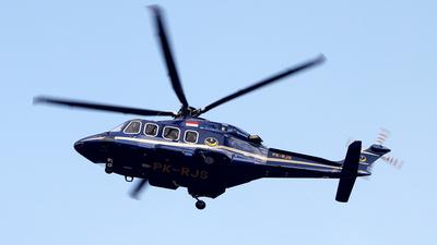 PK-RJS - Agusta-Westland AW-139 - Private