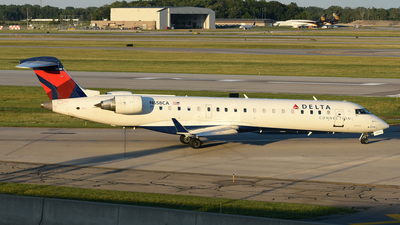 N658CA - Bombardier CRJ-701 - Delta Connection (GoJet Airlines)
