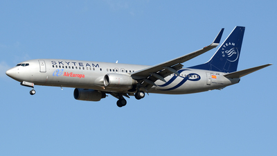 EC-JHK - Boeing 737-85P - Air Europa