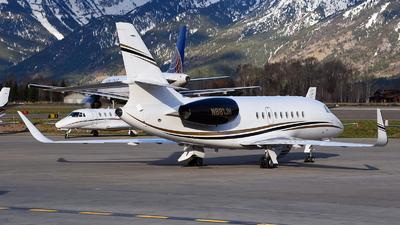 N881JH - Dassault Falcon 2000EX - Private