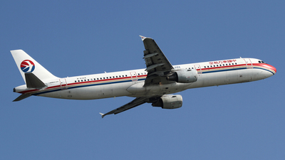 B-6329 - Airbus A321-211 - China Eastern Airlines
