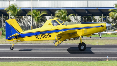 N5001N - Air Tractor AT-502B - Private