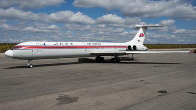 P-885 - Ilyushin IL-62M - Air Koryo
