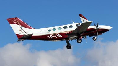 A picture of TGTIN - Cessna 414A Chancellor - [414A0274] - © Carlos Alberto Rubio Herrera