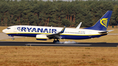 A picture of EIDLG - Boeing 7378AS - Ryanair - © Jeroen Stroes