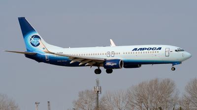 A picture of EIFCH - Boeing 73783N - Alrosa - © Alexander Lebedev