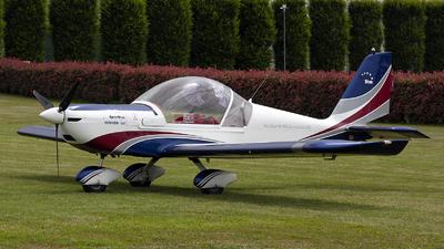 I-9568 - Evektor SportStar - VFR Campus Scuola Volo Cogliate
