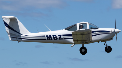 ZK-MBZ - Piper PA-38-112 Tomahawk - New Zealand - Air Force Aviation Sports Club