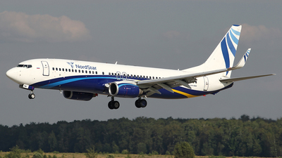 VQ-BPM - Boeing 737-8AS - Nordstar