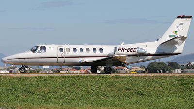 A picture of PRBEE - Cessna 560 Citation Ultra - [5600356] - © JAKA