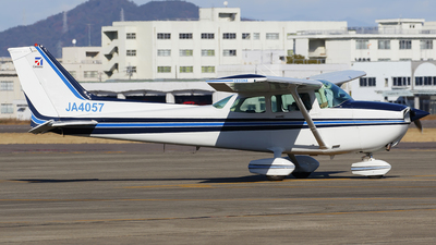 JA4057 - Cessna 172P Skyhawk II - Private
