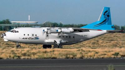 3D-SKN - Antonov An-12BP - Air Cess
