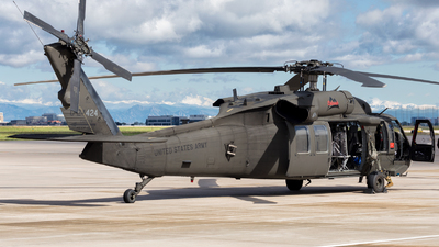 85-24424 - Sikorsky UH-60A Blackhawk - United States - US Army