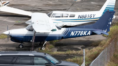 N778KA - Cessna 172RG Cutlass RG - SkyBound Aviation