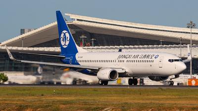 B-1268 - Boeing 737-85C - Jiangxi Airlines