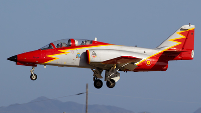 E.25-27 - CASA C-101EB Aviojet - Spain - Air Force
