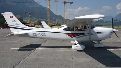 A picture of HBTDR - Cessna 182S Skylane - [18280395] - © Mirko Bleuer