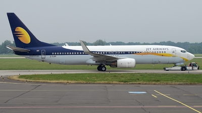 2-TJFP - Boeing 737-8AL - Jet Airways