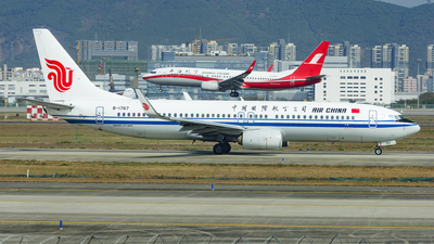 B-1767 - Boeing 737-89L - Air China