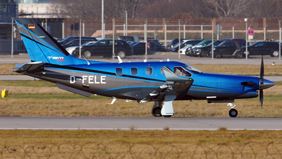 D-FELE - Socata TBM-930 - Private