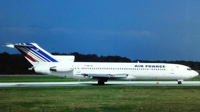 F-BPJH - Boeing 727-228 - Air France