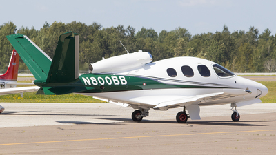 N800BB - Cirrus Vision SF50 - Cirrus Design Corporation