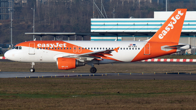 OE-LKG - Airbus A319-111 - easyJet Europe