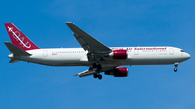 N486AX - Boeing 767-36N(ER) - Omni Air International (OAI)