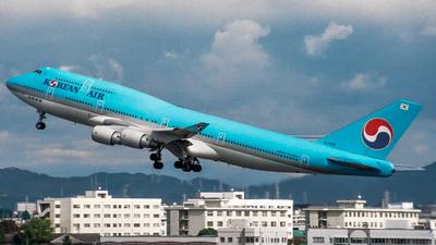 HL7412 - Boeing 747-4B5 - Korean Air