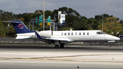 N821LC - Bombardier Learjet 45 - Private