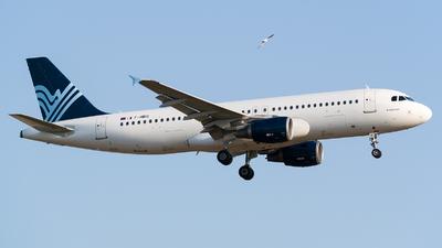 F-HBIS - Airbus A320-214 - Aigle Azur