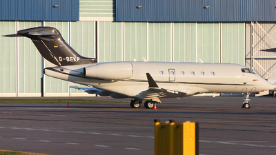 D-BEKP - Bombardier BD-100-1A10 Challenger 300 - Wind Rose Aviation